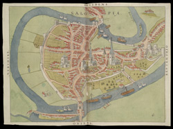 Plan of Shrewsbury
