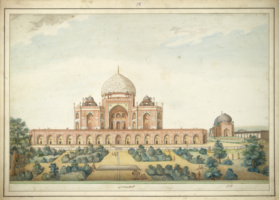Mausoleum of Humayun, Delhi