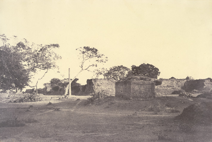Remains of the Fort at Palkod. [Palakoddu.]