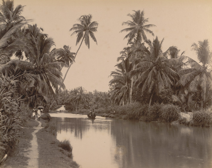 View near Chavray [?Chavara].