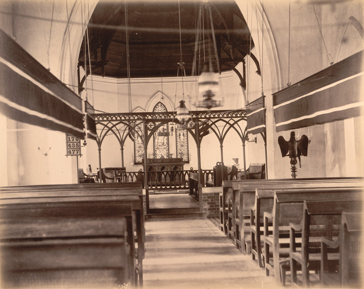 Christ Church interior [Trivandrum]