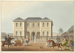 The Court House, Antigua